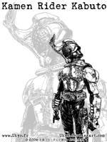 Kamen Rider Kabuto -Rider form by Uky0