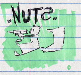 nuts by TommySeeTommyDo