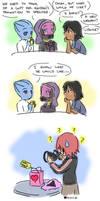 Mass Effect - Origin of the Undies by oranjielub