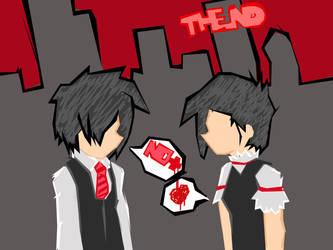 The End by dakot-art