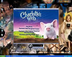 Charlotte's Web by dakot-art