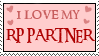 i love my rp partner stamp by drathe