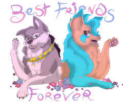 Best Friends Forever (Collaboration) by Gerundive