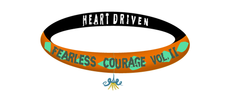 Fearless Courage Volume 2 (first look) by Gerundive