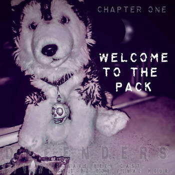 Chapter One Welcome to the pack+Promo Poster by Gerundive