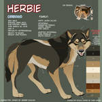 Herbie ref sheet by Gerundive