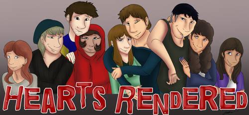 Hearts Rendered by Gerundive