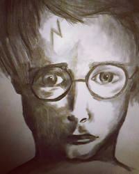 Harry Potter by avoranic