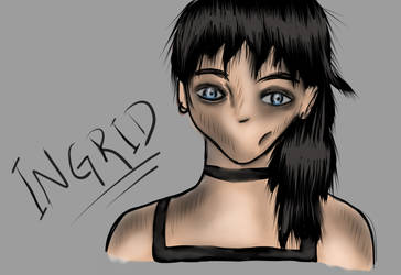 My character Ingrid by avoranic