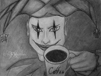 Love Coffee by darkprinsess
