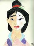 Mulan Reflection by olivia808