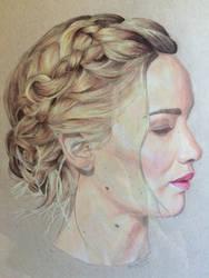 Jennifer Lawrence by olivia808