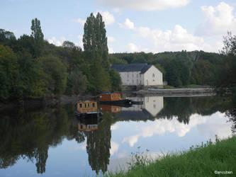 Moulin de la Roche by ancoben