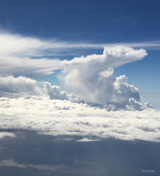 Cloud sculpture by ancoben