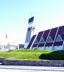 Hammerfest Church Norway by ancoben