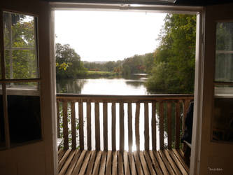 view from the boathouse by ancoben