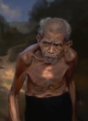 Old Man by kynlo
