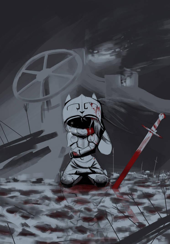 Sword Bunny by yitexity