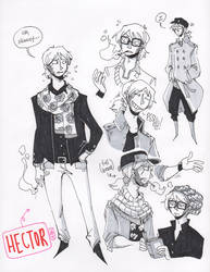 Hector by ToxicToothpick