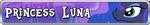 Princess Luna Fan Button by Brony-Works