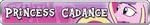 Princess Cadance Fan Button by Brony-Works