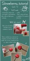 Strawberry tutorial (pt.1) by crazy-alchemist
