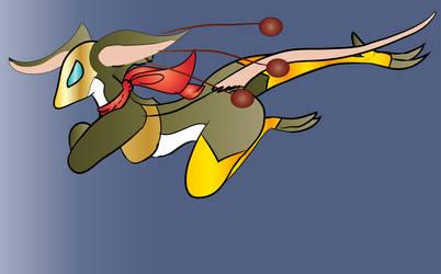 Wiesle'hann the huntress by springheel