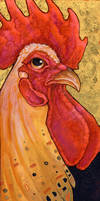 Klimt's Rooster by ursulav