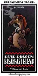 Dead Dragon Breakfast Blend by ursulav