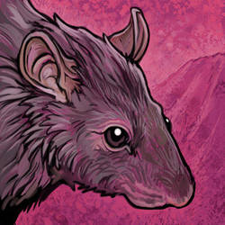Rat Tile by ursulav