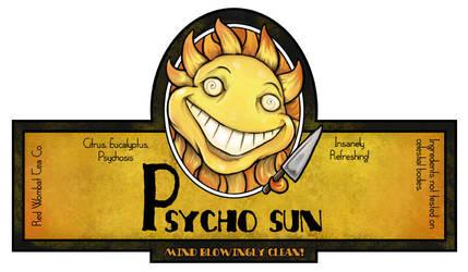 Psycho Sun Soap by ursulav