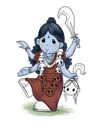 Precious Kali by ursulav