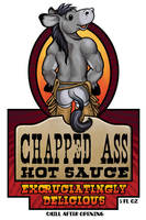 Chapped Ass Hot Sauce by ursulav