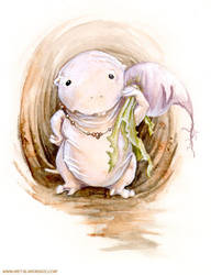 Another Naked Mole Rat by ursulav