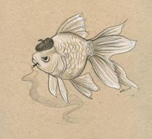 Smoking Fish by ursulav