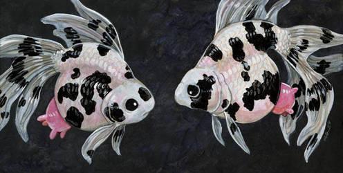 Holstein Fish by ursulav