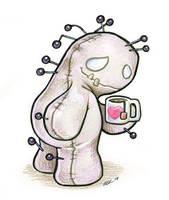 Voodoo Tea by ursulav