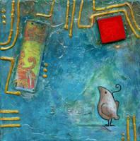 Curious Quail by ursulav