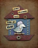 Aunt Frances by ursulav