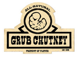 Grub Chutney by ursulav