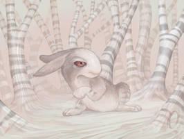 Second Stripe by ursulav