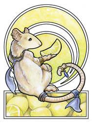 Rat Nouveau: Lemons by ursulav