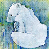 White Bear II by ursulav