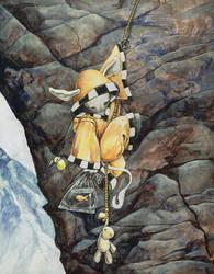 Donkey and Goldfish 2 by ursulav