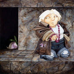 The Lurking Turnip by ursulav