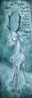 Starvation Moon by ursulav