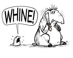 Whine by ursulav