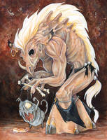 Puppet Monster by ursulav