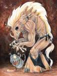 Puppet Monster by ursulav
