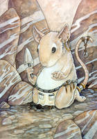 Earth Mouse by ursulav